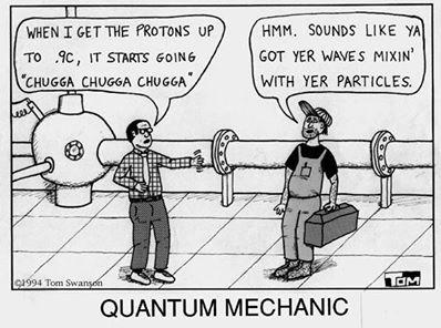 naprawa wielkiego zderzacza hadronów