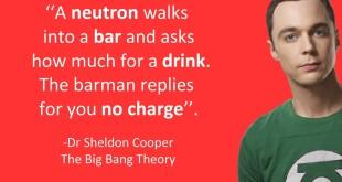 żart o neutronie