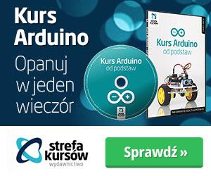 Kurs Arduino - od podstaw