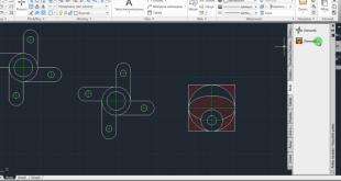 paleta - kurs AutoCAD