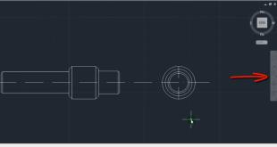 przesuwanie - AutoCAD kurs