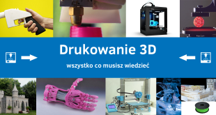 Drukowanie 3D - historia, ciekawostk i wiedza