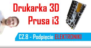 elektronika drukarki PRUSA i3