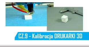 kalibracja drukarki 3d
