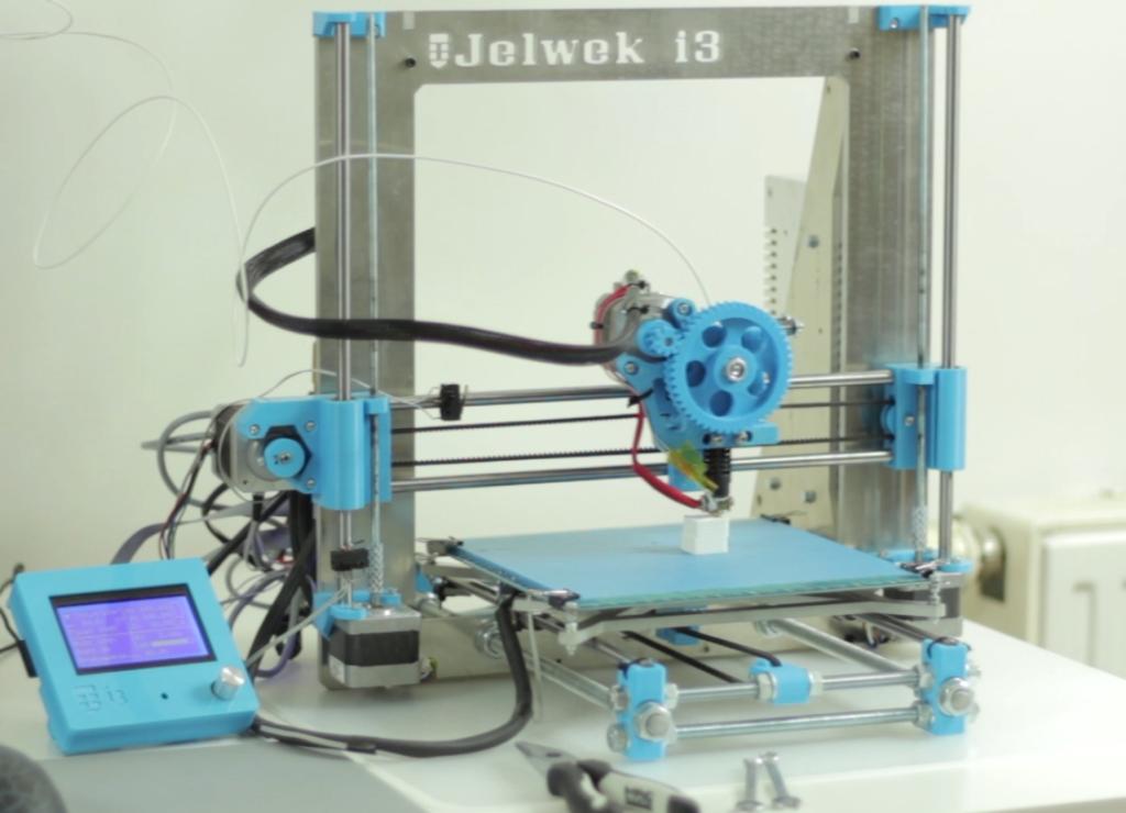 drukowanie 3d - prusa i3 od Jelwek