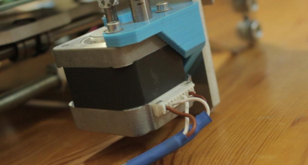 gniazdo silnika 6 przewodowego unipolarnego do drukarki 3d