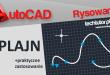 SPLAJN w AutoCAD – Darmowy kurs AutoCAD