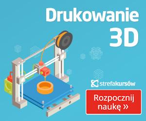 Kurs Druku 3D