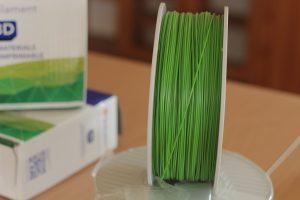 PLA verbatim nawinięcie filamentu