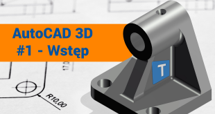 AutoCAD 3D Modelowanie
