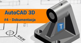 AutoCAD 3D dokumentacja