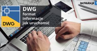 dwg informacje programy format
