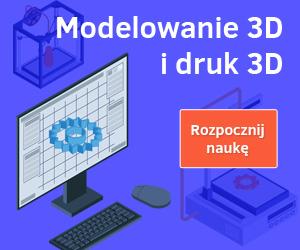 szkolenie z modelowania pod druk 3d